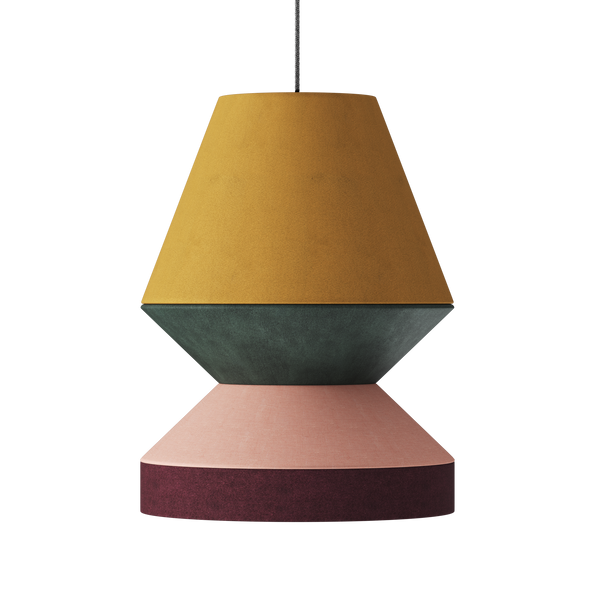 Customised Lamp Shade | The Waisted One | UK Delivery | Buy from Matchimatchi.com
