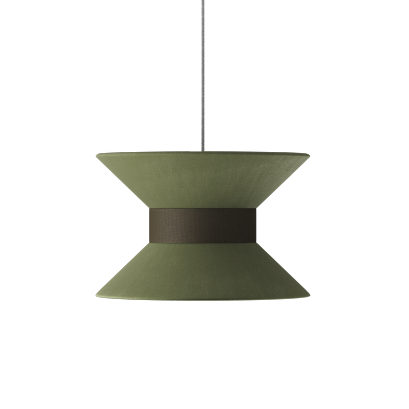 The Concave One Lampshade Pendant - 2