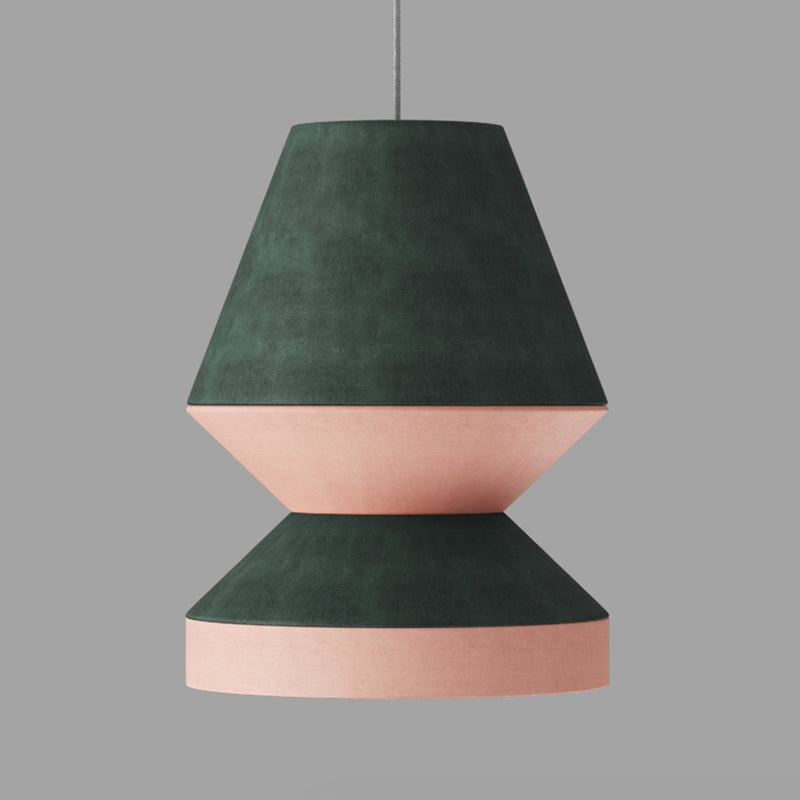 The Waisted One Lampshade Pendant - 5