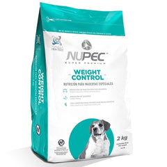 Alimento Nupec para Perro Weight Control 2Kg