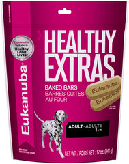 EUKANUBA TREATS ADULTO 12/400 GRS.