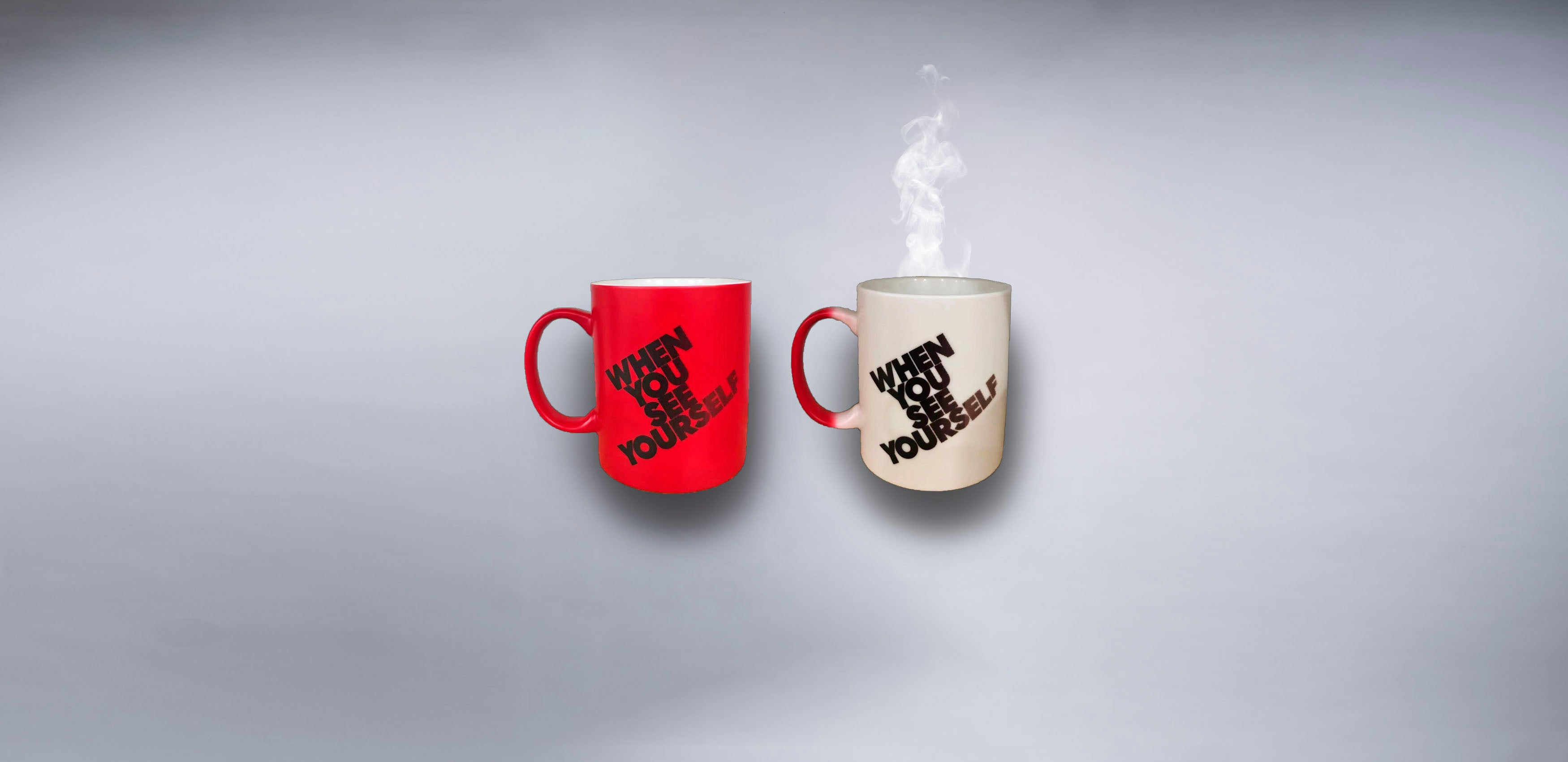Kings of Leon Heat Reactive Mug (Red to White)