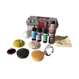 See Clearly Headlight Restoration Kit
