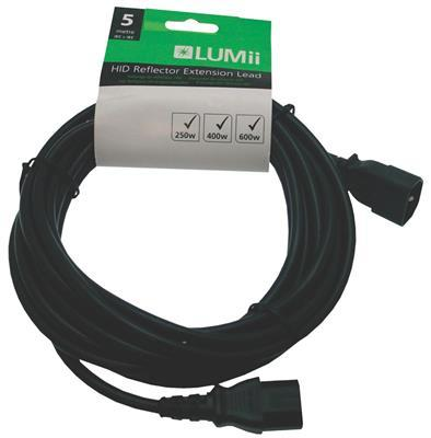 LUMii Extension/Link Lead - 5m