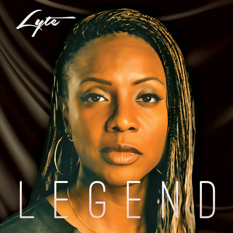 LEGEND ALBUM - SPECIAL COLLECTOR'S ITEM - VINLY w/ digital download