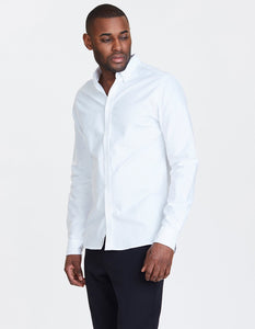 Shirt Christoph Oxford White