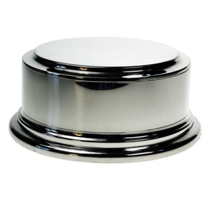 10 Extra Large Pewter Quaich Plinth