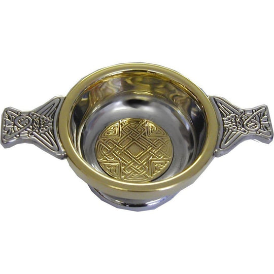 2.75 Celtic Gold Quaich