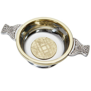 4 Celtic Gold Quaich