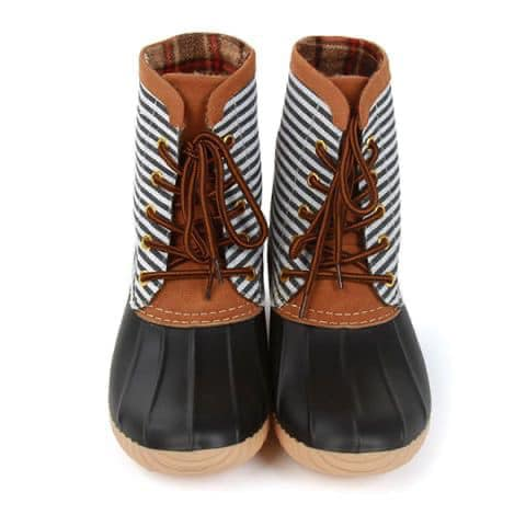 Short Duck Boots - New Prints