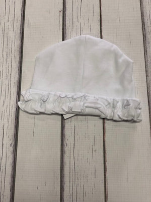 Icing Ruffle Infant Hat