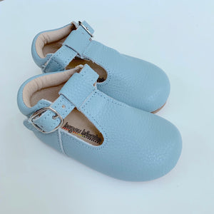 Clearance T-Strap Shoes - Bottom of shoe measures 7.75 inches - misprinted size - NO RETURNS or EXCHANGES