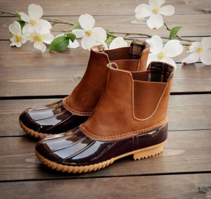 Slip on Duck Boots