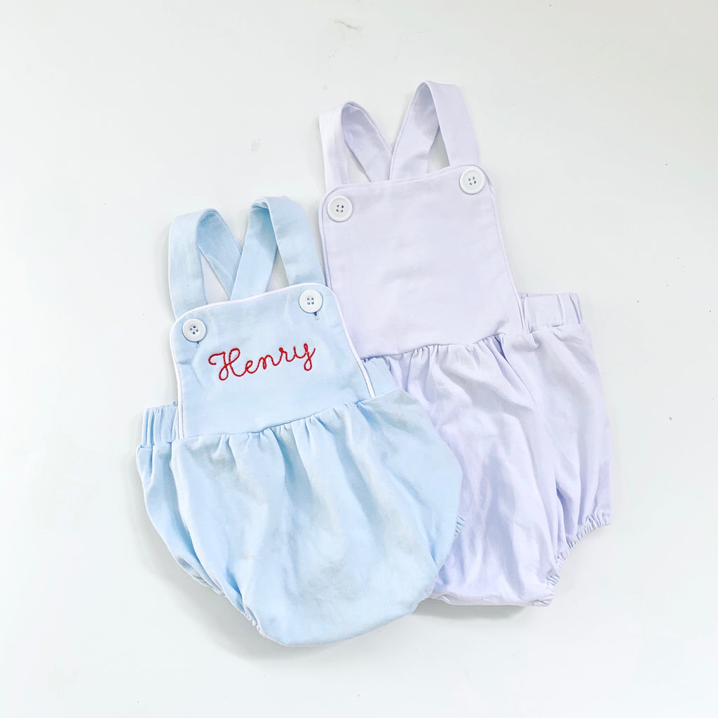 Unisex Knit Sunsuit