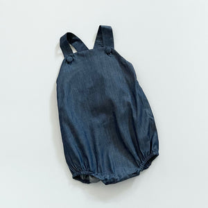 Chambray Sunsuit - Pre-Order