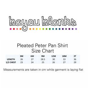 Pleated Peter Pan Shirt - Boy