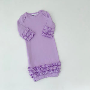 Icing Ruffle Infant Gown