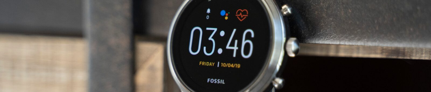 Fossil watches accessories