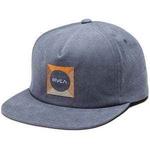 RVCA Cut Out Snapback Hat