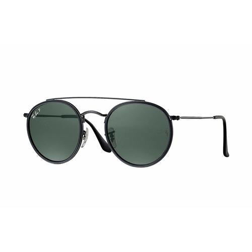 Ray-Ban Round Double Bridge (Polarized)
