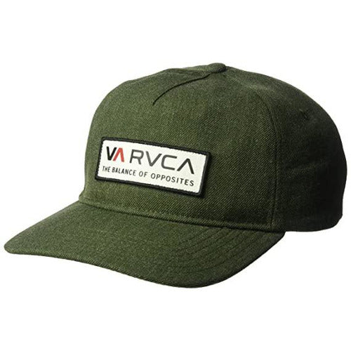 RVCA Uniform Snapback Hat