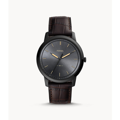 Fossil The Minimalist Leather Watch