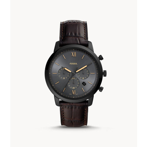Fossil Neutra Chrono Leather Watch