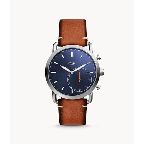Fossil Q Commuter Hybrid Smart Watch Leather