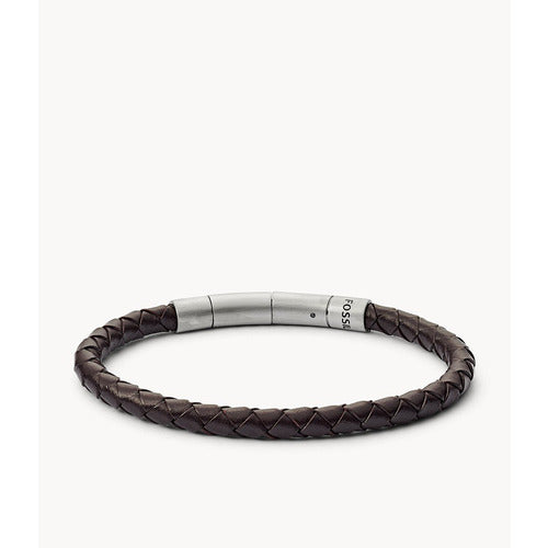 Fossil Vintage Casual Braided Bracelet