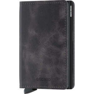 Secrid Slim Vintage Wallet