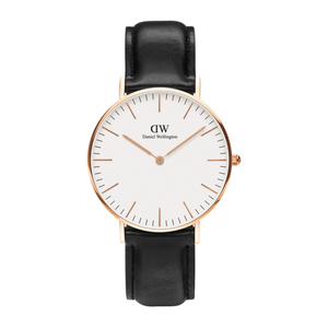 Daniel Wellington Sheffield Rose Gold/White 36mm