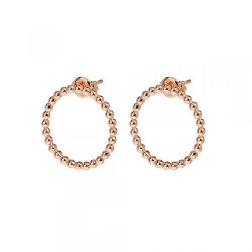 CLUSE Essentielle Open Circle Embellished stud Earrings