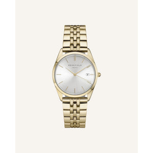 Rosefield The Ace Gold 33mm