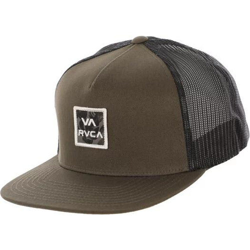 RVCA VA All The Way Trucker Hat