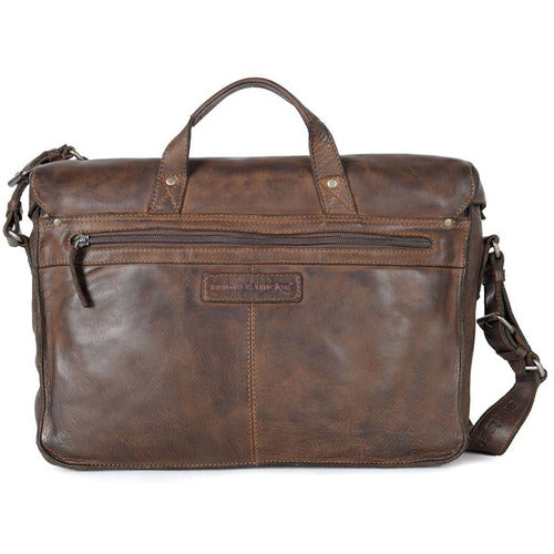 Aunts and Uncles The Zappa Large Messenger Bag - BS 62216 - 28