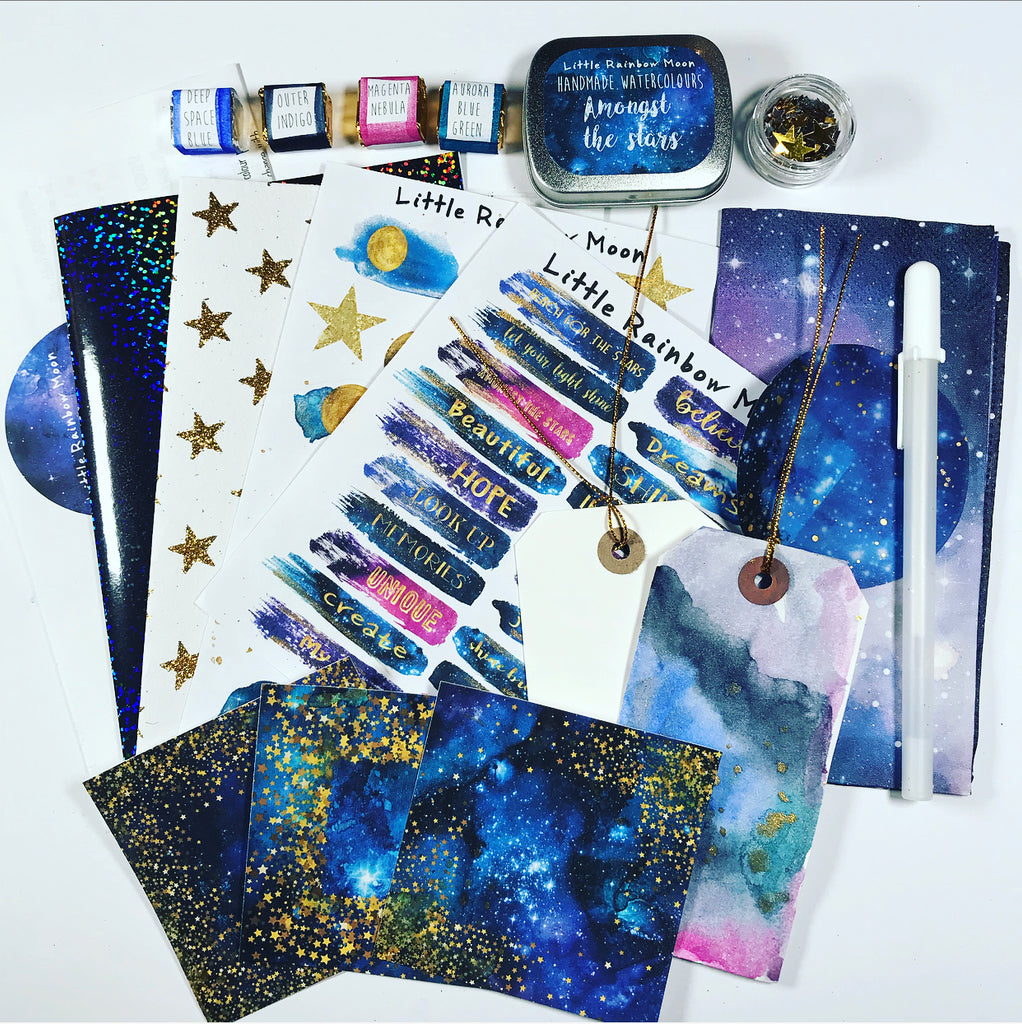 AMONGST THE STARS Creative Kit