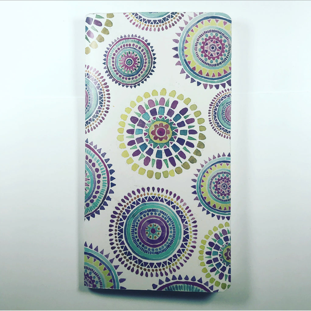 Watercolour paper NOTEBOOK/JOURNAL/INSERT