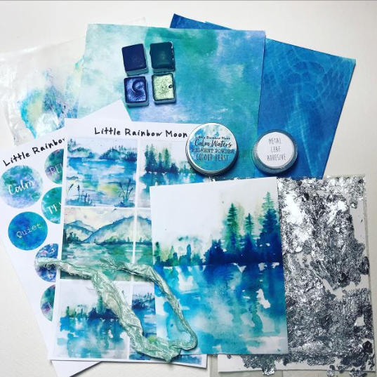 CALM WATERS Creative Kit-  IN STOCK & READY TO SHIP