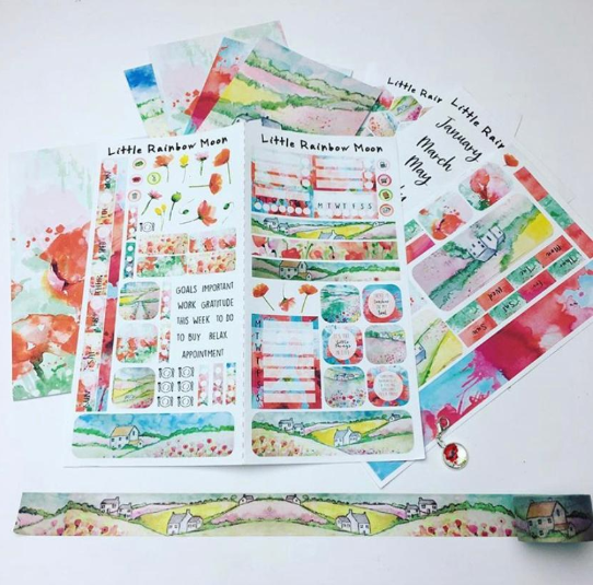 FIELD OF DREAMS planner kit