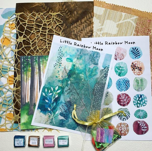 ENCHANTED FOREST Creative Kit (NOW READY TO SHIP)