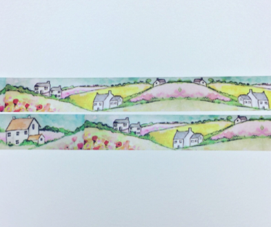 FIELD OF DREAMS - WASHI TAPE