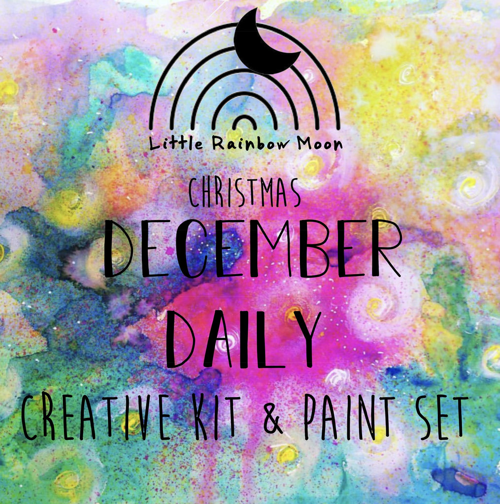 'DECEMBER DAILY' CHRISTMAS CREATIVE KIT/PALETTE