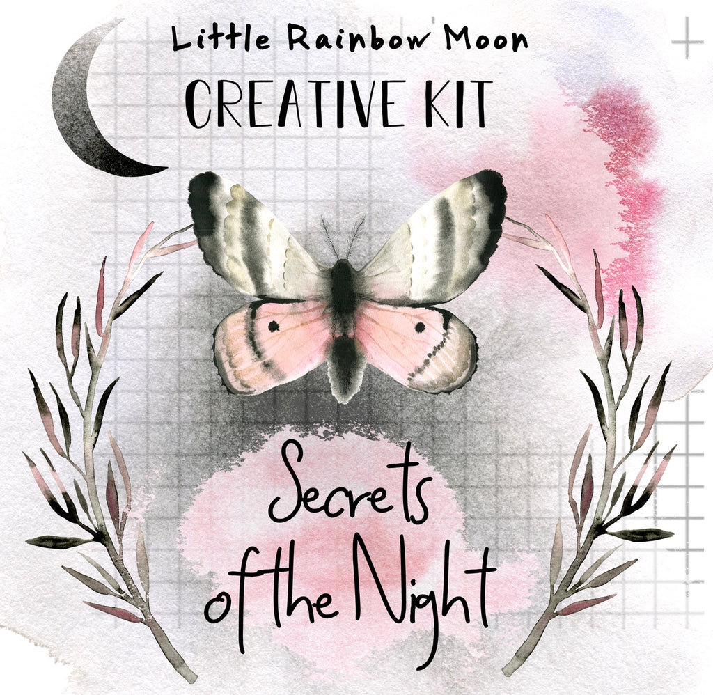 SECRETS OF THE NIGHT Creative Kit (READY TO SHIP)