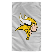 Load image into Gallery viewer, Vikings Sublimated Wall Flag