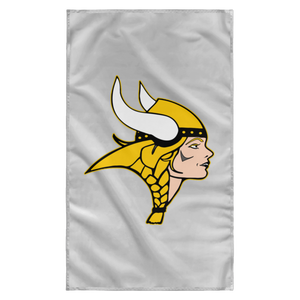 Vikings Sublimated Wall Flag