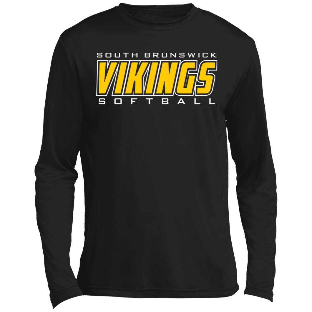SB Vikings Long sleeve Moisture Absorbing T-Shirt
