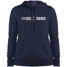 Load image into Gallery viewer, (un)discovered Ladies' Pullover Hooded Sweatshirt