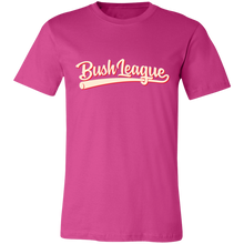 Load image into Gallery viewer, Bush League Unisex Jersey Short-Sleeve T-Shirt