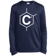 Load image into Gallery viewer, C2 Youth Long Sleeve Moisture-Wicking T-Shirt
