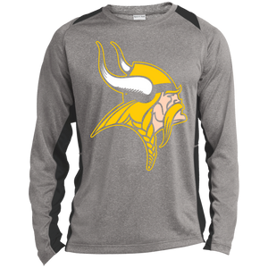Vikings Graphic Logo (gold) Game Day LS
